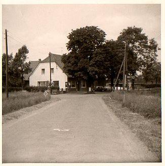 1950 Front Landgasthof Graes